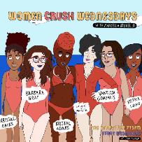 Women Crush Wednesdays with Marcella Arguello, Kristal Oates, Barbara Gray, Kristal Adams, Vanessa Gonzales & Ketra Long