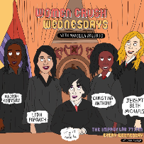 Women Crush Wednesdays with Marcella Arguello, Hadiyah Robinson, Lydia Popovich, Christina Anthony, Jeremy Beth Michaels & a special guest!