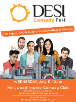 The Setup: Desi Comedy Fest Edition!