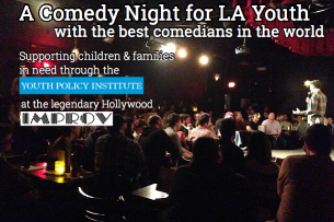 A Comedy Night for LA Youth featuring Jim Jeffries, Nikki Glaser, Iliza Shlesinger, Erik Griffin, Ben Gleib, & more!