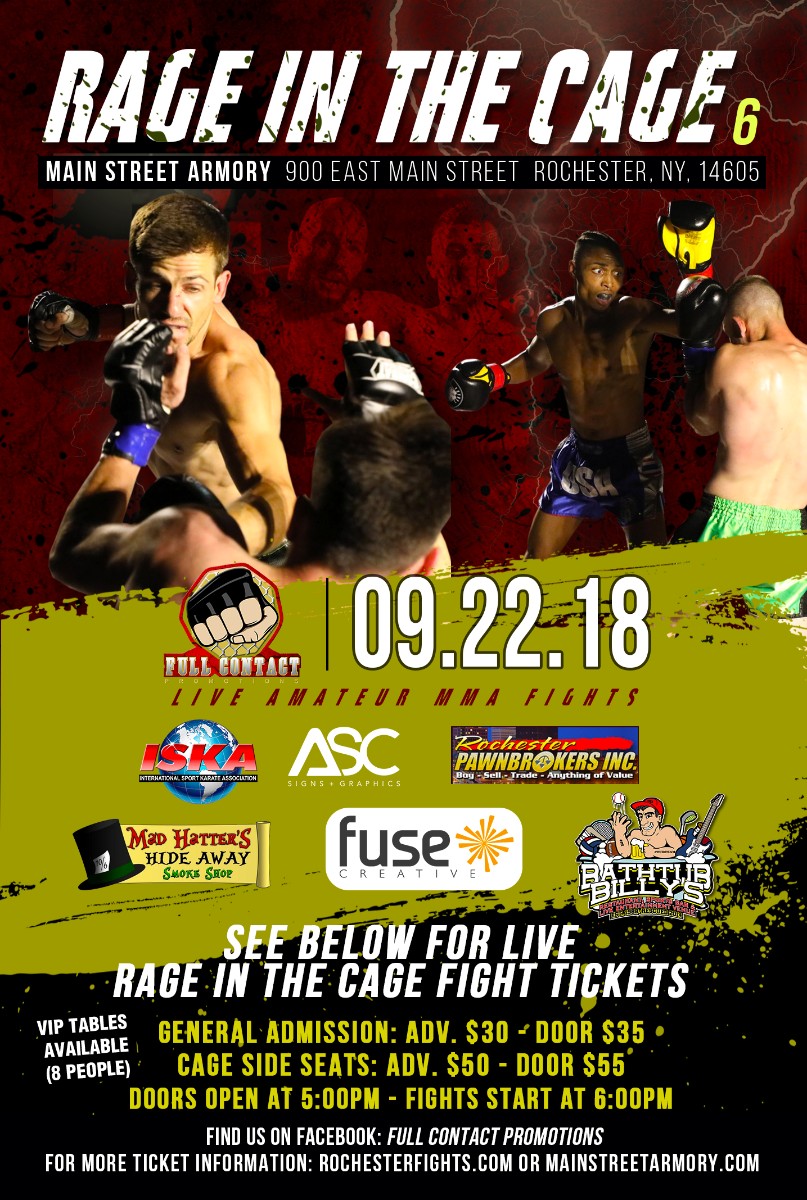 Rage In The Cage 6