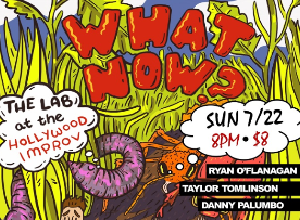 What Now? with Mary Lynn Rajskub, Noah Findling, Taylor Tomlinson, Danny Palumbo, & more!