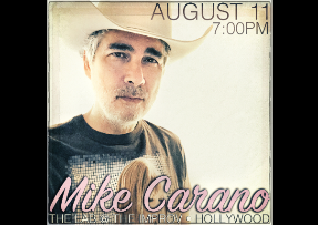 Mike Carano's Back at the Lab!
