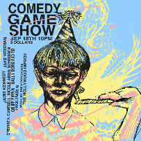 Comedy GameShow with Jamie Kennedy, Jake Weisman, Nicole Aimee & more!