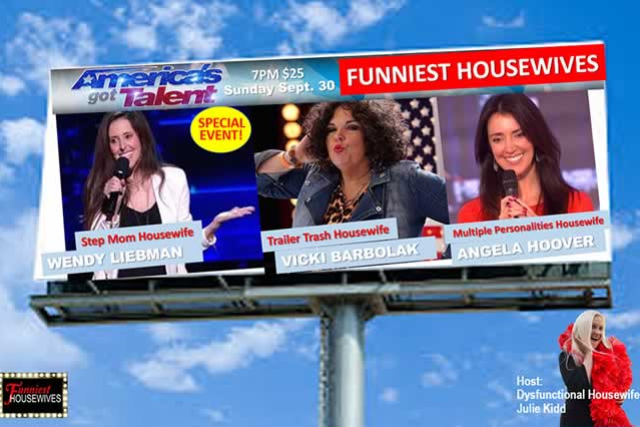 OC's Funniest Housewives