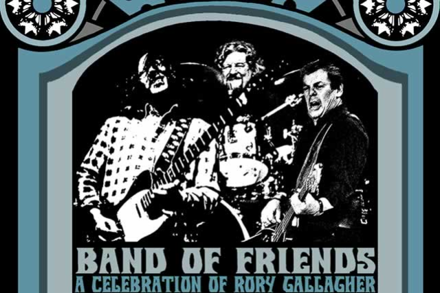 Band of Friends - A Celebration of Rory Gallagher