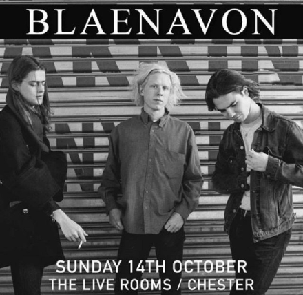 tickets for blaenavon ticketweb the live rooms in chester gb