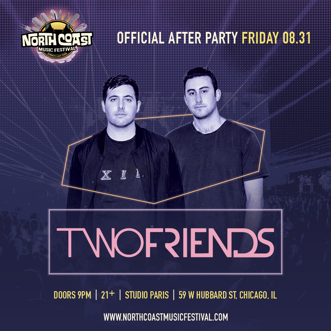 See Details for Two Friends North Coast After Party at Studio Paris