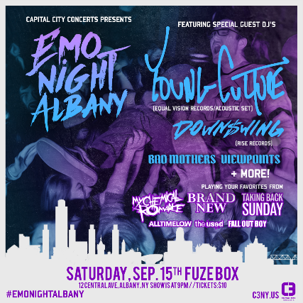 tickets for emo night albany at fuze box ticketweb fuze box in rh ticketweb com fuse box diagram 2003 f150 fuse box des moines