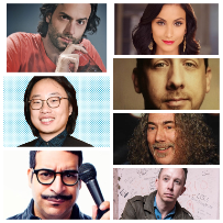 Tonight at the Improv with Chris D'Elia, Jimmy O. Yang, Erik Griffin, Mark Serritella and more!