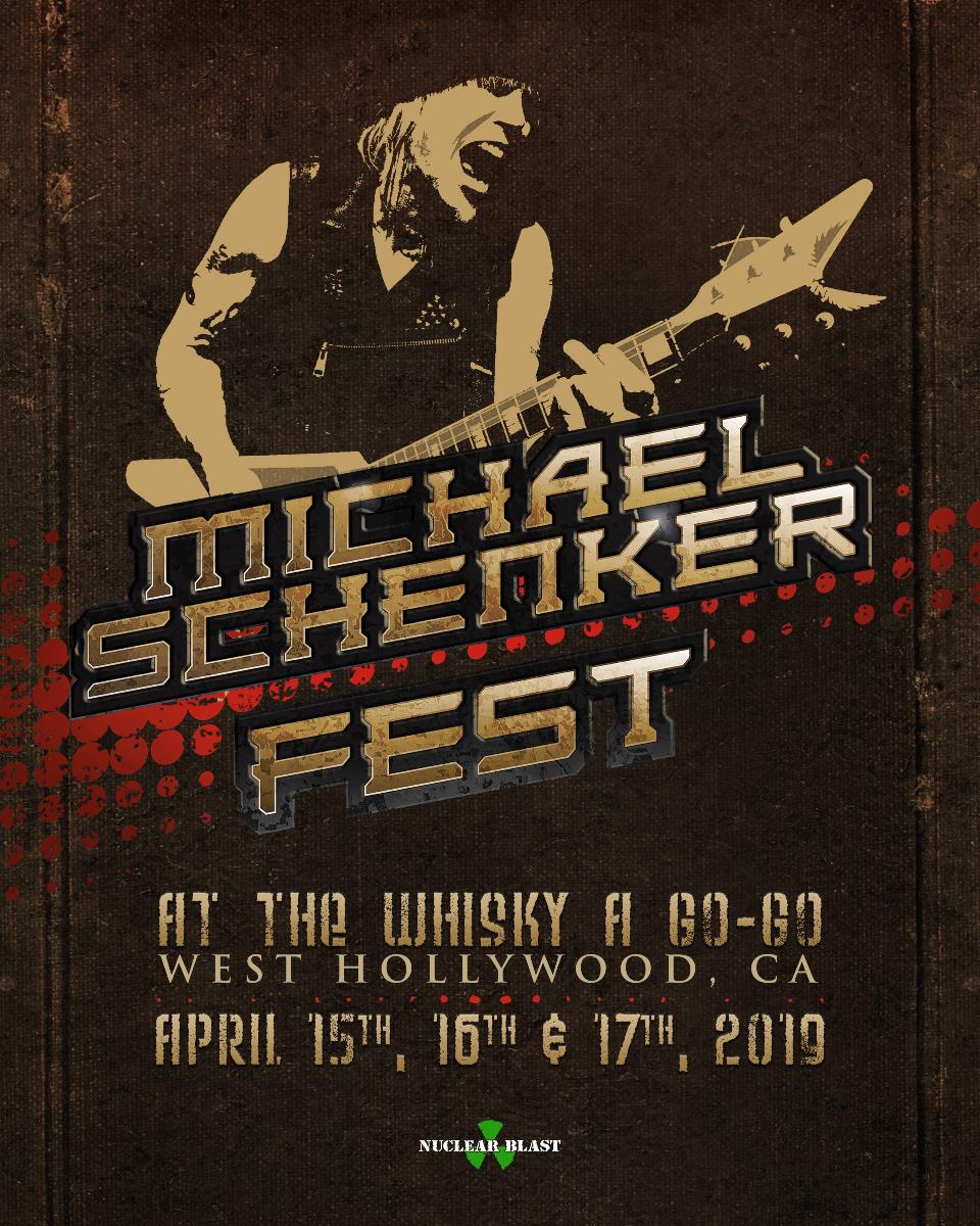 Michael Schenker Fest, TD CLARK, Mike Campese