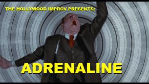 Adrenaline with Ari Mannis, Jenny Zigrino, Mitch Burrow, Bryan Vokey, Cristela Alonzo, & more!