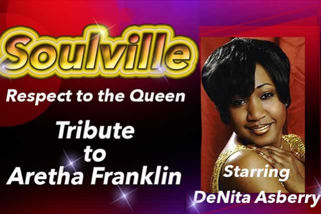 Soulville Respect to the Queen