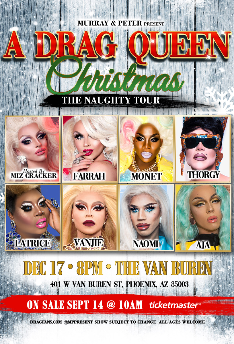 events murray peter present a drag queen christmas