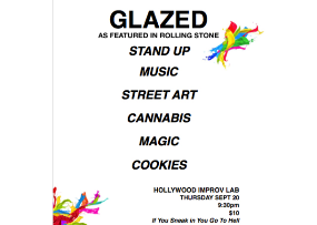 GLAZED with Mike Glazer, Chris Fairbanks, Asif Ali, Paige Weldon & more!