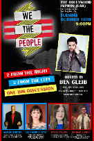 We The People with Ben Gleib, Alonzo Bodden, Michael Loftus & more!