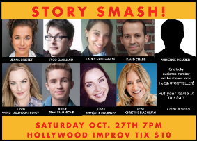 Story Smash The Storytelling Gameshow!