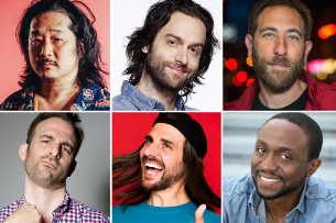 Chris D'Elia, Ari Shaffir, Bobby Lee, Brian Monarch and more!