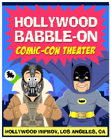 Hollywood Babble-On: Comic Con Theater with Kevin Smith & Ralph Garman