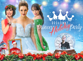Broadway Princess Holiday Party