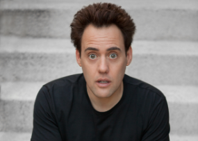 At the Improv: Orny Adams, Ben Bailey, Ismo, Amir K,  Zainab Johnson, & Stephen Kramer Glickman!