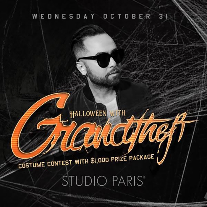 See Details for Grandtheft at Studio Paris