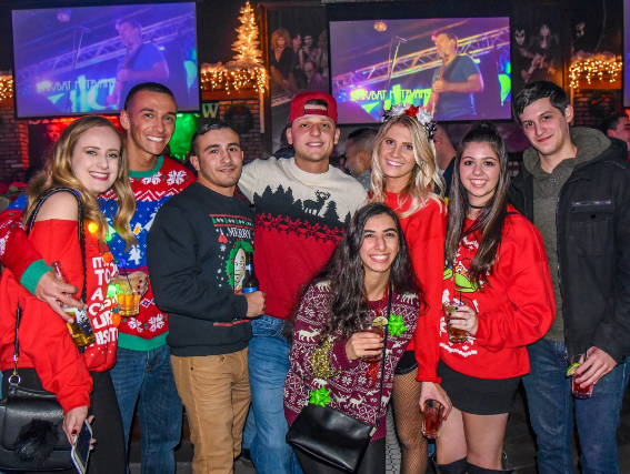 Tickets For Ugly Sweater Party Ticketweb Mulcahys Pub And