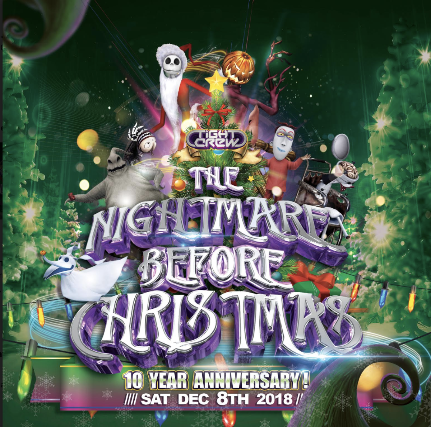 the nightmare before christmas 10 year anniversary - Nightmare Before Christmas Pics