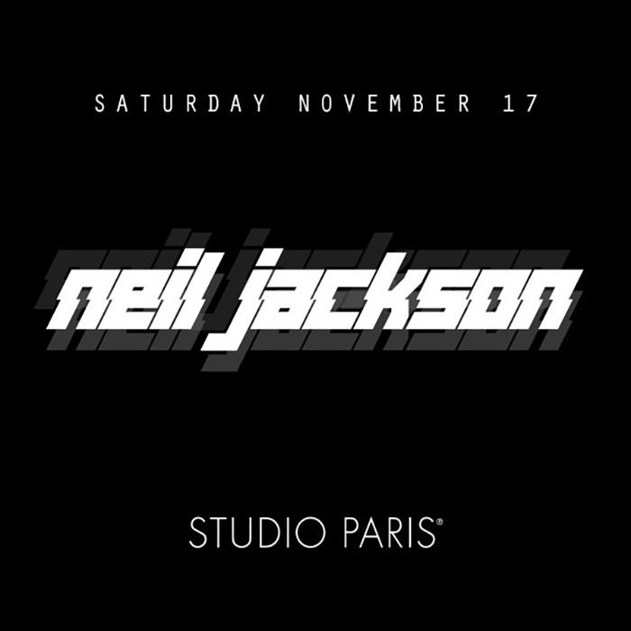 See Details for Neil Jackson at Studio Paris