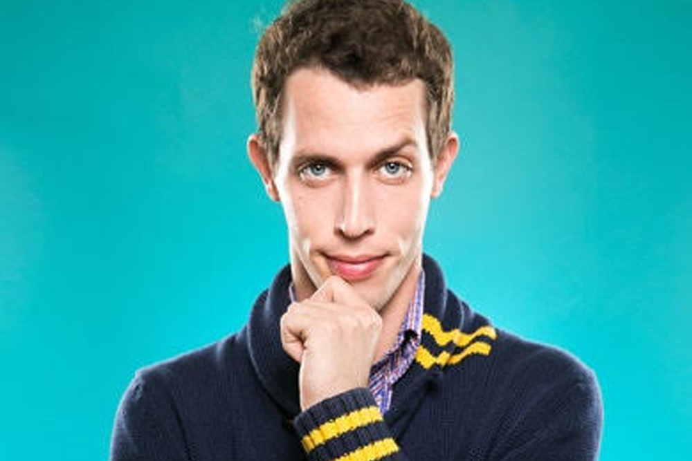 The 36-year old son of father (?) and mother(?) Tony Hinchcliffe in 2021 photo. Tony Hinchcliffe earned a  million dollar salary - leaving the net worth at  million in 2021
