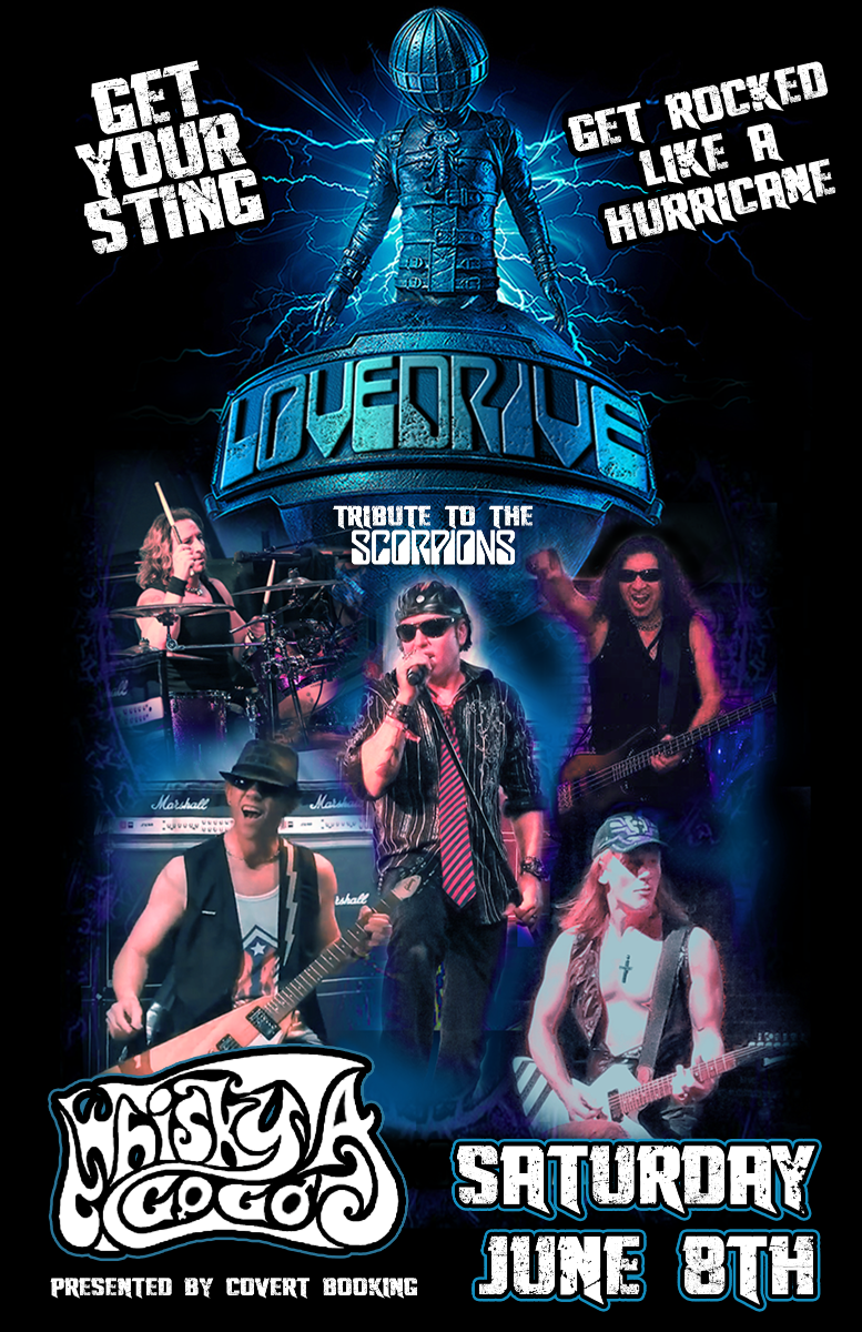 LoveDrive (Tribute to Scorpions), The Infinite Sadness (Tribute to Smashing Pumpkins), Thatcher, Lil Litty
