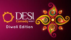 Desi Comedy Night: Diwali Edition! ft. Subhah Agarwal, Rajiv Satyal, DJ Sandhu, & more!