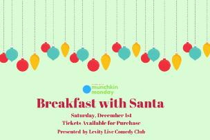 Santa Breakfast & Dance Party!