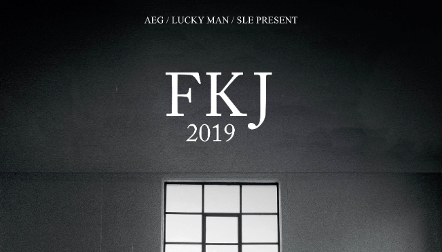 Tickets For Fkj Ticketweb Marquee Theatre In Tempe Us