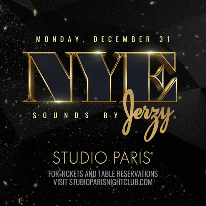 New Years Eve Party at Studio Paris