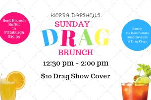 Kierra Darshell's Sunday Drag Brunch