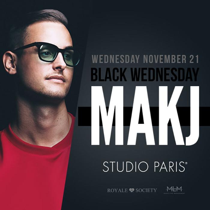See Details for MAKJ at Studio Paris
