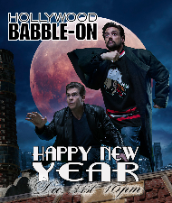 New Year's BABBLE EVE with Kevin Smith & Ralph Garman!