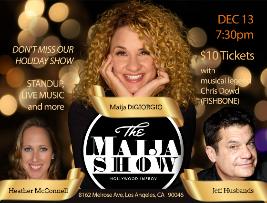 The Maija Show with Maija DiGiorgio, Chris Spencer, Alycia Cooper, and more!