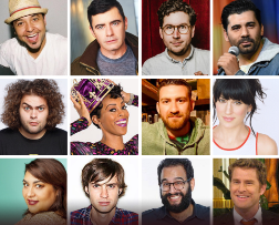 At the Lab: Daphnique Springs, Scout Durwood, Don DiPetta, J.F. Harris, Noah Gardenswartz, Lydia Popovich, Jamie Kaler, Dustin Ybarra, Matty Fontana, Frankie Quinones, Mat Edgar, Omid Singh, and more!