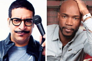 At the Lab: Erik Griffin & Ian Edwards