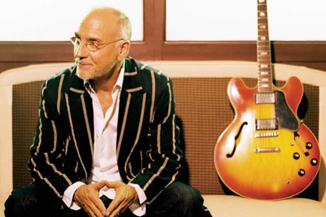 Larry Carlton VIP
