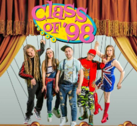 tickets for class of 98 band the 90s party palooza ticketweb