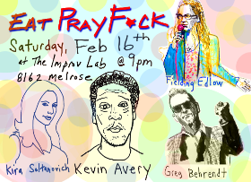 Eat Pray F*ck with Fielding Edlow, Ramy Youssef, Shang Forbes, Tom Rhodes, Kevin Avery, Greg Behrendt, Jared Freid, and more!