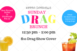 Kierra Darshell's Sunday Drag Brunch