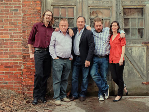 Photo of Jim Belushi and the Board of Comedy