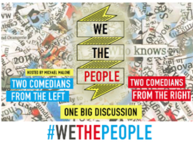 We The People with Ben Gleib, Ken Garr, Jenny Zigrino, Ramsey Badawi, Robert Hines, Kassy Dillon and more!