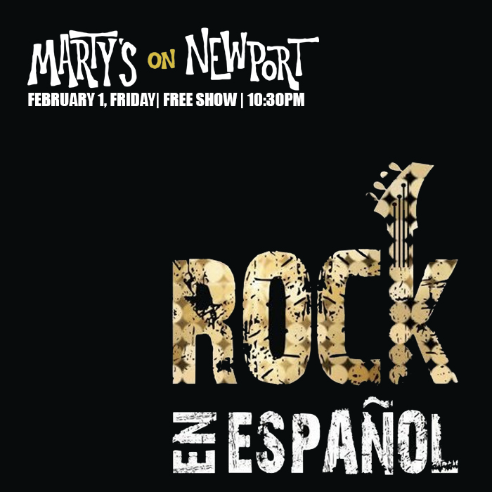 Rock En Espanol Night Free Late Night