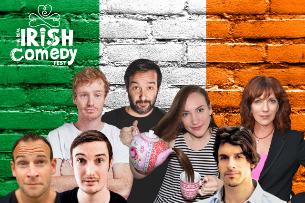 The Real Irish Comedy Fest