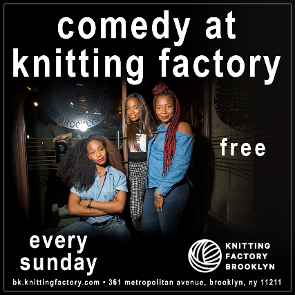 Comedy At Knitting Factory at Knitting Factory